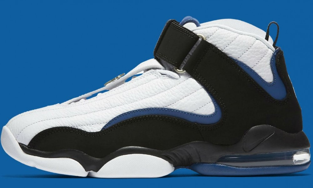 Nike Air Penny 4 Home