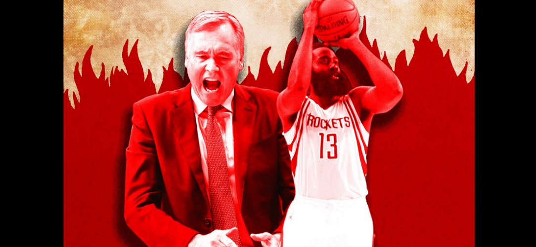 Rockets - Mike D'Antoni - James Harden