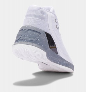 Under Armour Curry 3 Raw Sugar