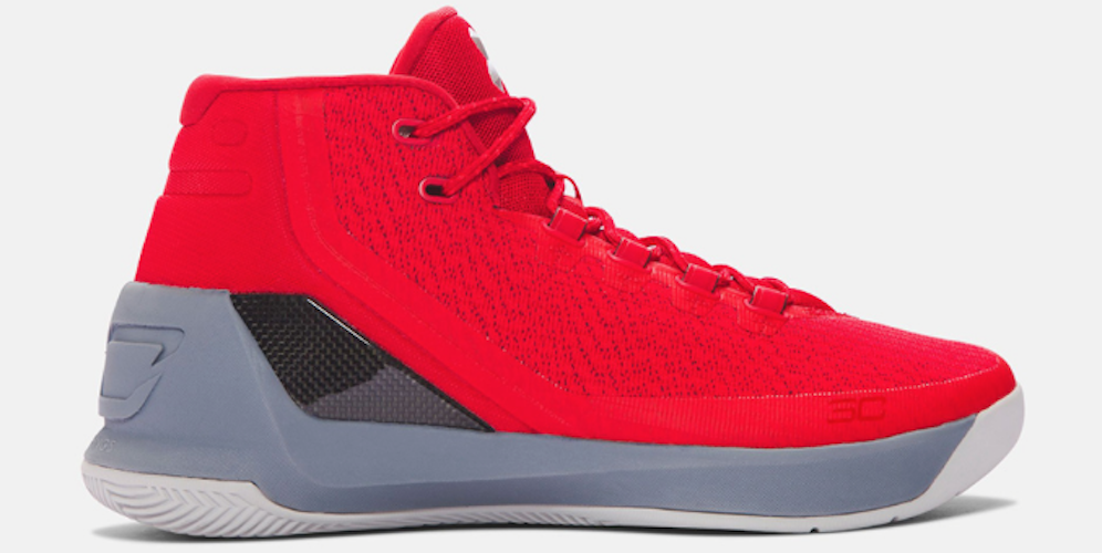 Under Armour Curry 3 Davidson