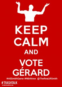Keep Calm and Vote Gérard