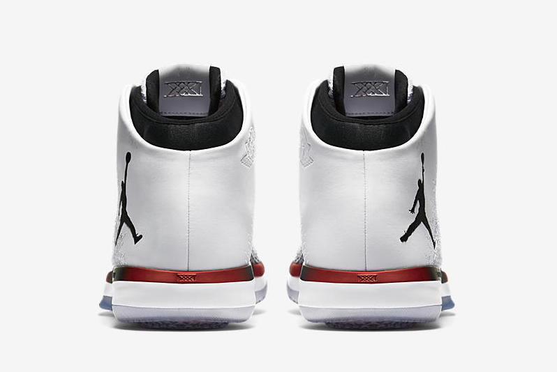 Air Jordan 31 Black Toe Chicago Bulls Home