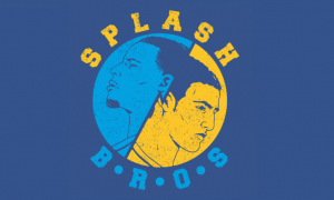Stephen Curry Klay Thompson Splash Brothers