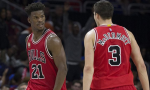 Doug McDermott Jimmy Butler