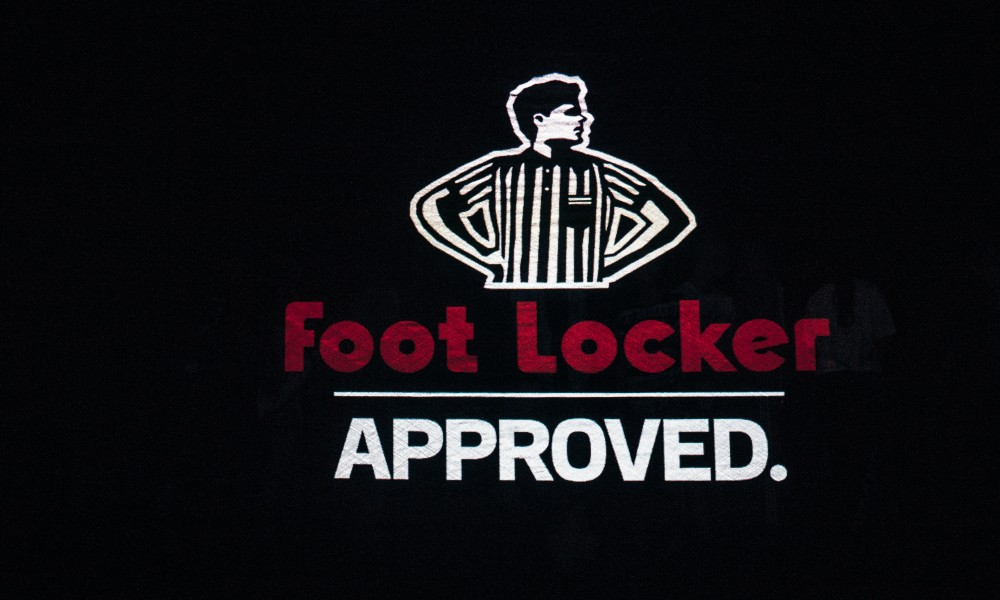 Foot Locker It Starts Here