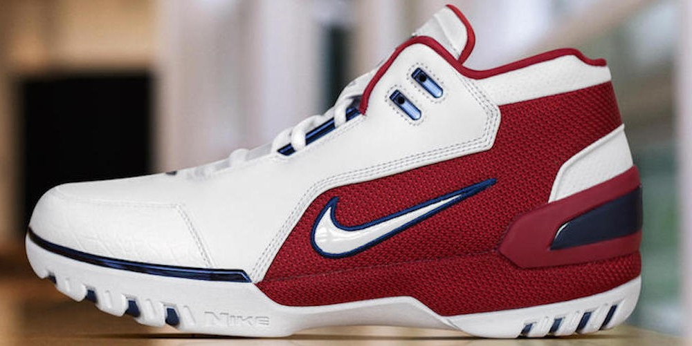 Nike Air Zoom Generation First Game