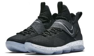 Nike LeBron 14 Black Ice