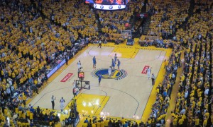 oracle arena warriors