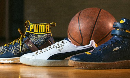 Puma Black history Month Legacy Collection
