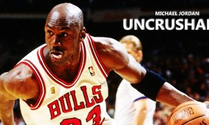 Michael Jordan - Uncrushable