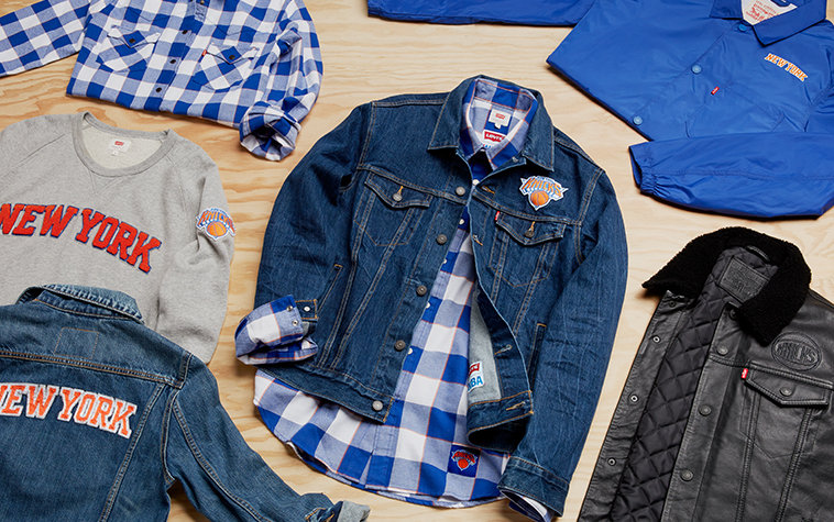 Levi's NBA Knicks
