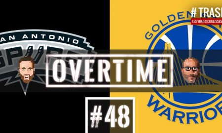 Spurs - Warriors - Overtime
