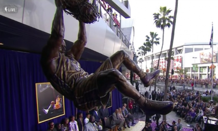 Statue Shaquille O'Neal