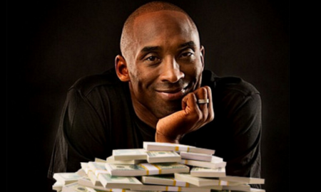 NBA kobe bryant money dollars