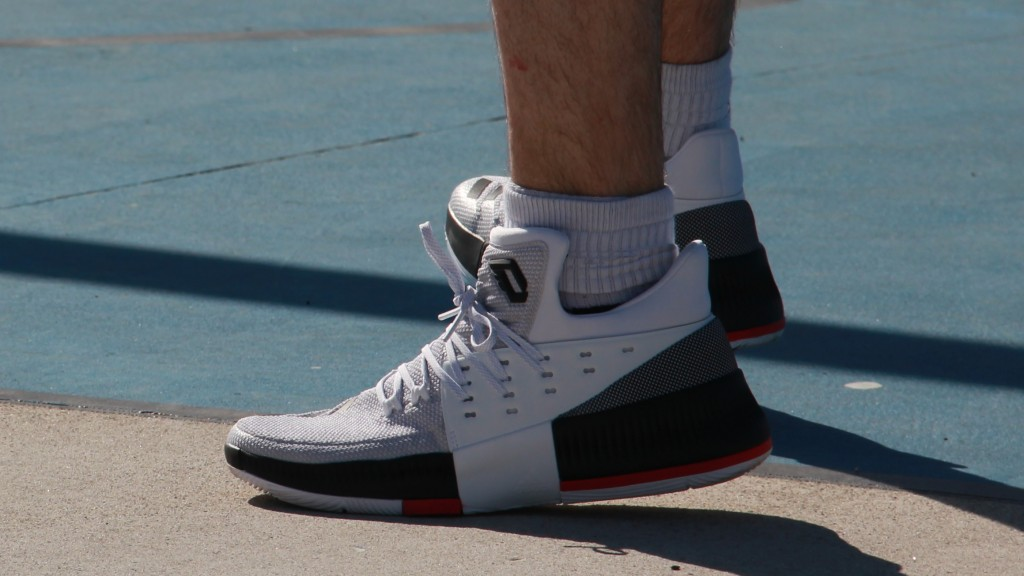 Hoops I Test It Again Adidas Dame 3