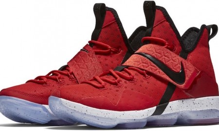 Nike LeBron 14 University Red