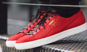 Puma Clyde Luxe