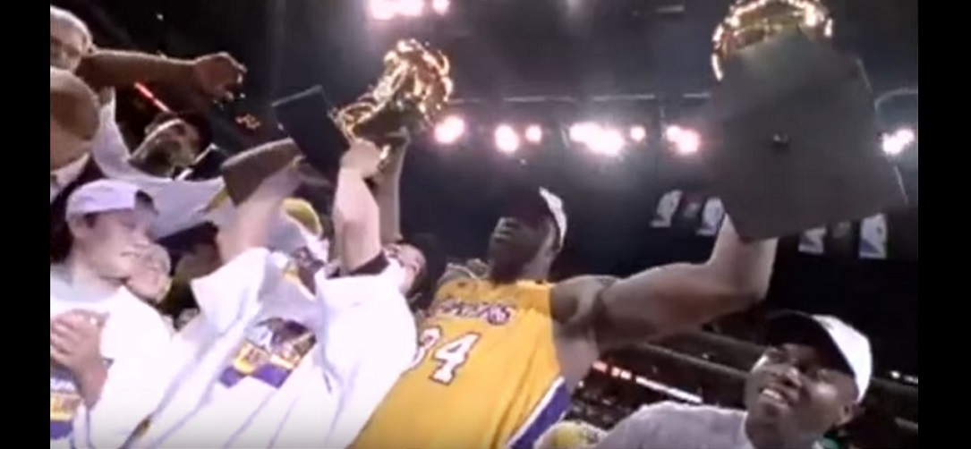 Shaquille O'Neal - Trophées