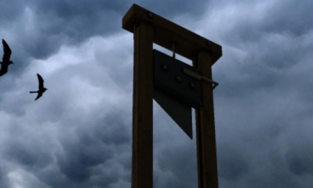 guillotine torture