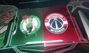 Celtics Wizards