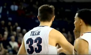 Killian Tillie - March Madness - Gonzaga