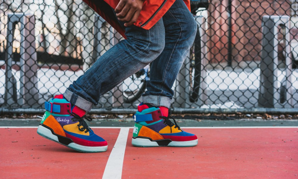 Ewing Athletics Hi multicolor