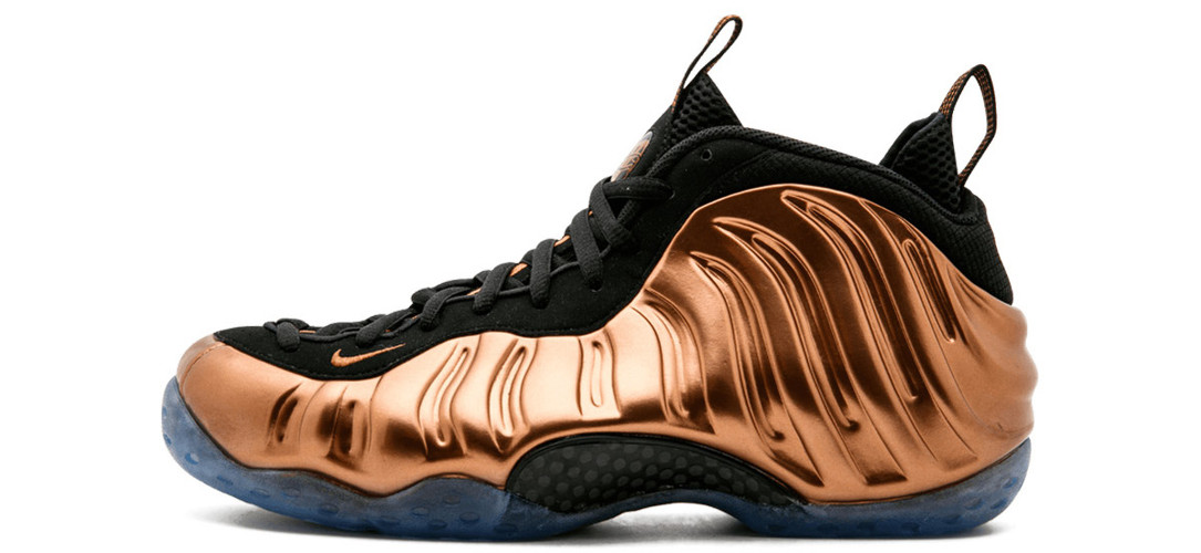 Nike Air Foamposite 1 Copper