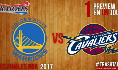 Warriors - Cavs - Playoffs - Finales
