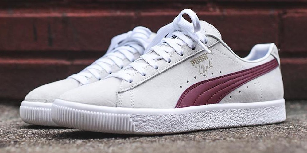 puma clyde homme