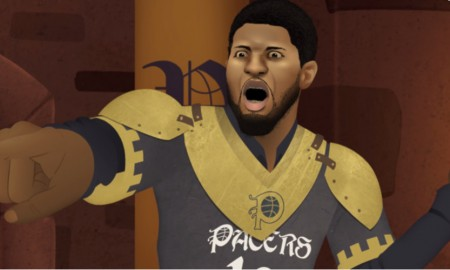 Pacers Paul George Game of Zones