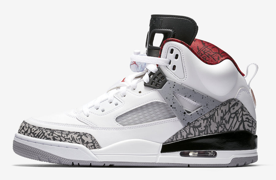 ... Nike Air Jordan Spizike White Cement ...