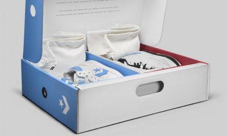 Jordan x Converse The 2 That Started It All Pack