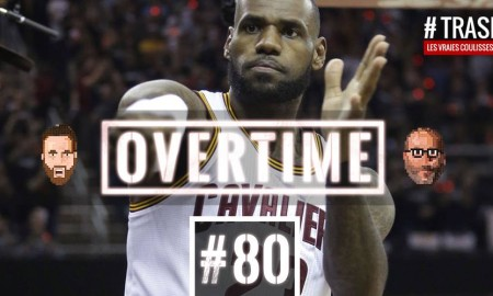 Cavs - Warriors - Overtime