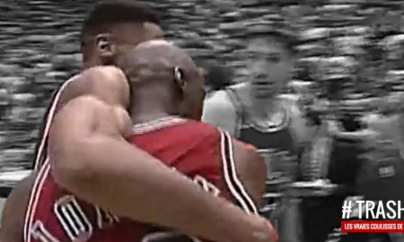 Michael jordan FLu Game Playoffs revival