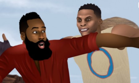 James Harden Russell Westbrook Game of Zones