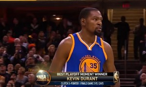 Kevin Durant - NBA Awards