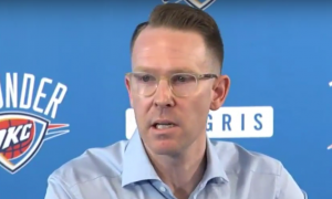 Free AGency Oklahoma City Thunder Sam Presti