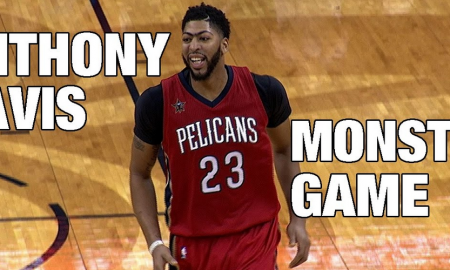 Anthony Davis - pari