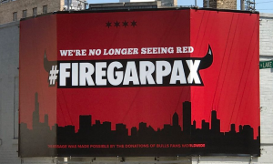 Fire GarPax, Chicago Bulls