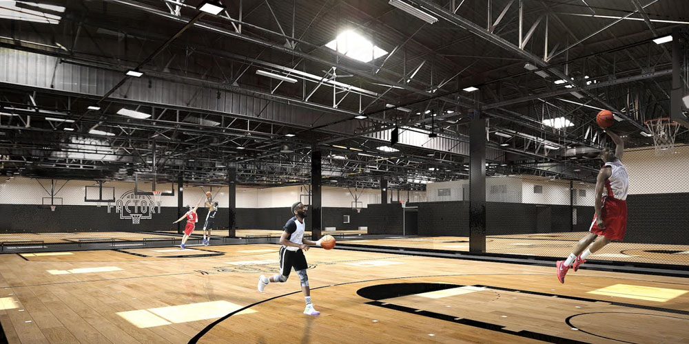 Hoops Factory Lille