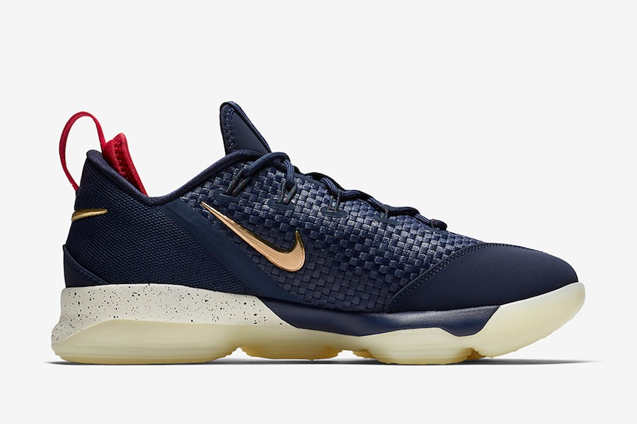 Nike LeBron 14 Low USA