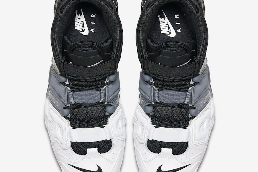 Nike Air More Uptempo Tri-Color