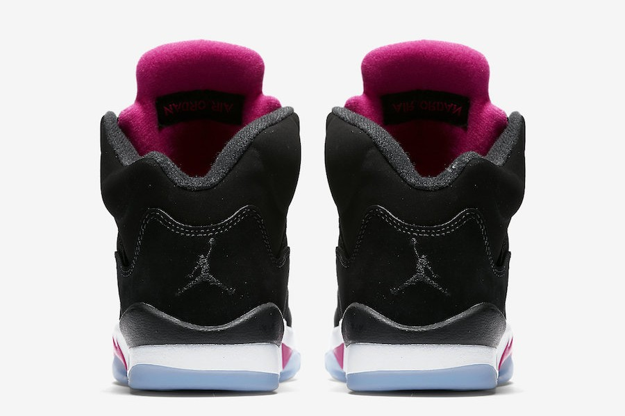 Air Jordan 5 Deadly Pink GS