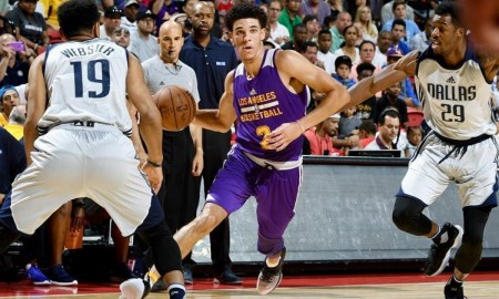 Lonzo Ball - Summer League