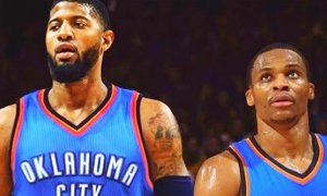 Paul George / Russell Westbrook