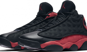 Air Jordan 13 Bred Retro