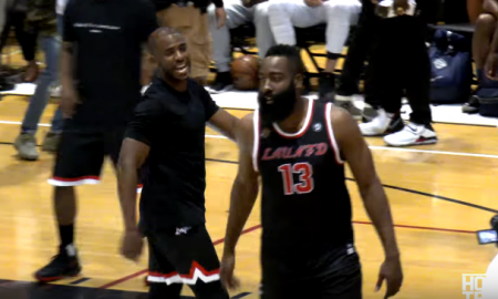 James Harden Chris Paul