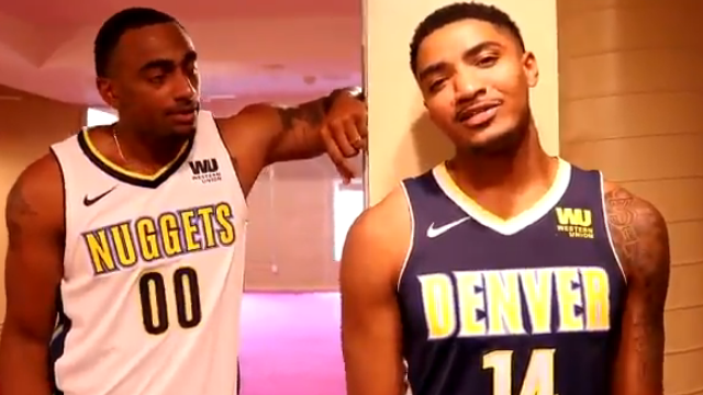 Nuggets Gary Harris