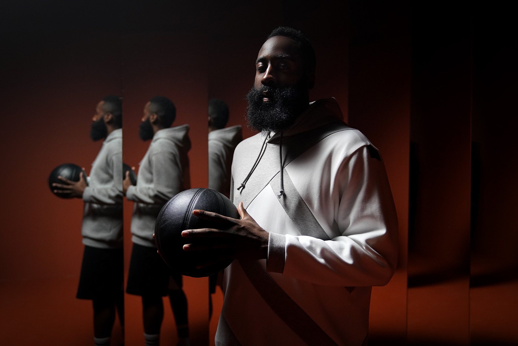 Adidas Originals : Original is never finished, la barbe de