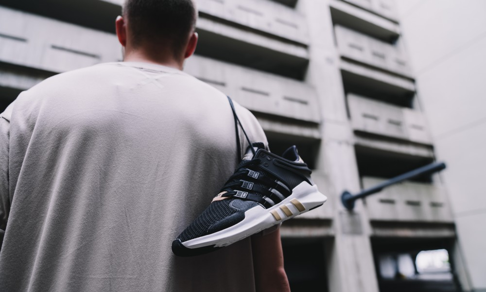 differently 0ad91 3aee3 ... Foot Locker EQT Support ADV 9116 ...